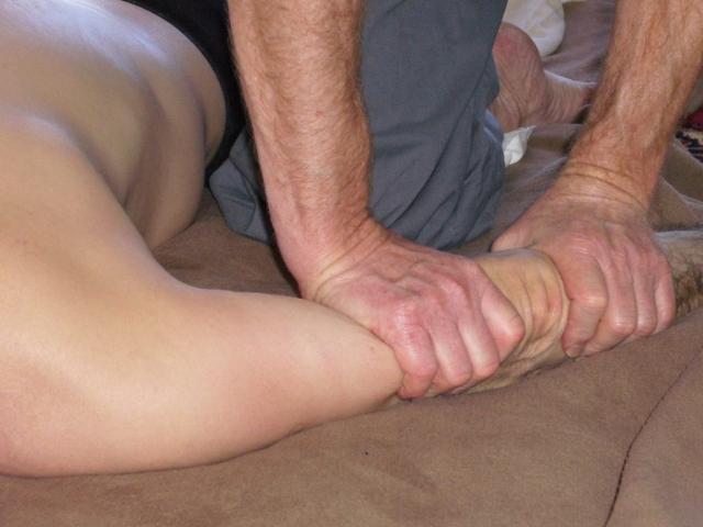 PalmTouch' compression du bras